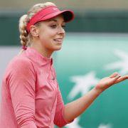Machbare Wimbledon-Auftaktlose - Kerber droht Scharapowa (Foto)