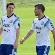 Sieg allein für Messi & Co gegen Iran nicht genug (Foto)
