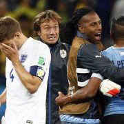 England nach historischem WM-Aus «am Tiefpunkt» (Foto)