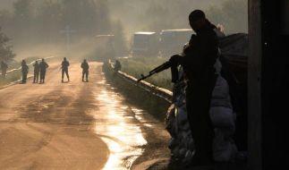 Poroschenko erklärt Waffenruhe in Ostukraine für eine Woche (Foto)