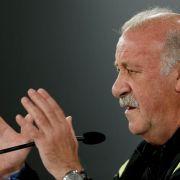 Del Bosque lässt Trainer-Zukunft offen (Foto)