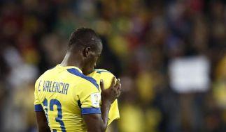 Valencia genießt Erfolg: «Wichtigste Tore meines Lebens» (Foto)