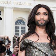 Conchita Wurst beglückt Berlin (Foto)