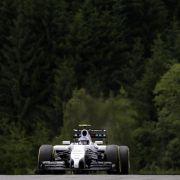Williams-Pilot Bottas Schnellster im Abschlusstraining (Foto)