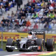 GP von Österreich: Sutil in der Quali ausgeschieden (Foto)
