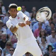 Djokovic vor Wimbledon:Überraschungen möglich (Foto)