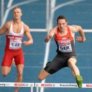 Gastgeber Deutschland führt bei Team-EM (Foto)