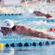 Schwimmstar Phelps unterliegt Olympiasieger Agnel (Foto)