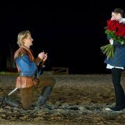 «Störtebeker» überrascht mit Heiratsantrag (Foto)