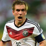 Noch nicht seine WM: DFB-Kapitän Philipp Lahm.