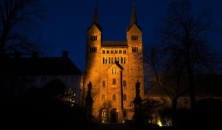 Kloster Corvey zu Unesco-Welterbe ernannt (Foto)