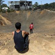 Israel setzt Razzien fort - Zwei Palästinenser getötet (Foto)