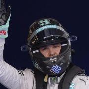 Rosberg gewinnt Grand Prix von Österreich vor Hamilton (Foto)