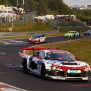 Audi gewinnt beim 24-Stunden-Rennen auf dem Nürburgring (Foto)