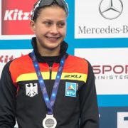 Deutsche Mixed-Staffel holt bei Triathlon-EM Silber (Foto)