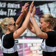 Beach-Duo Borger/Büthe bei Grand Slam auf Rang drei (Foto)