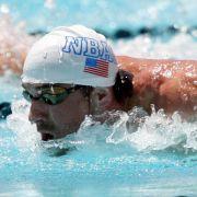 Michael Phelps Dritter über 200 Meter Lagen (Foto)
