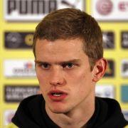 Dortmunds Sven Bender: Fit beim Trainingsauftakt (Foto)