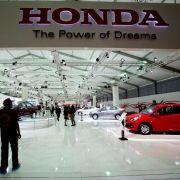 Honda ruft zwei Millionen Autos zurück - Defekte Airbags (Foto)