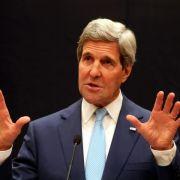 Kerry steckt Kurs in Irak-Krise ab (Foto)