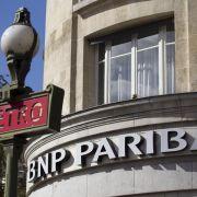 BNP Paribas steht kurz vor Einigung mit US-Justiz (Foto)