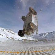 Wie der Rallye-Fahrer diesen Horror-Crash überlebt, ist absolut unglaublich (Foto)