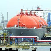 Sauberes Flüssiggas soll Schifffahrt umweltfreundlicher machen (Foto)