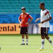 Entwarnung für Khedira und Boateng für USA-Spiel (Foto)