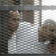 Hohe Haftstrafen im Prozess gegen Al-Dschasira-Journalisten (Foto)