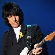 Gitarren-Legende Jeff Beck wird 70 (Foto)