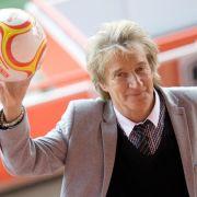 Rod Stewart startet Deutschland-Tour (Foto)