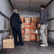Geheime Akten im Müllcontainer (Foto)