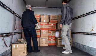 Datenschutz-Panne: Tausende Bauunterlagen des Hauptstadtflughafens BER sind in zwei Müllcontainern entdeckt worden. (Foto)