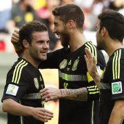 Weltmeister Spanien nach frühem Adiós schon zu Hause (Foto)
