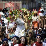 Volksfest in Polen: Danzig feiert Dominikanermarkt (Foto)