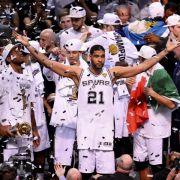 NBA-Star Duncan verlängert in San Antonio (Foto)