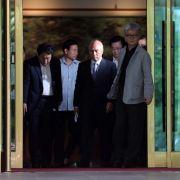 Erneuter Rückschlag bei Regierungsbildung in Südkorea (Foto)