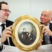 Umzug des Frank-Archivs nach Frankfurt verzögert sich (Foto)