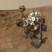 «Curiosity» seit einem Marsjahr auf dem Roten Planeten (Foto)