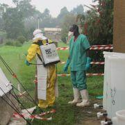 Ebola außer Kontrolle: «Epidemie betrifft ganz Westafrika» (Foto)