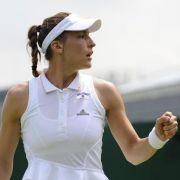 Petkovic zieht in Wimbledon in die zweite Runde ein (Foto)