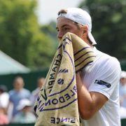 Warsteiner Struff scheitert in Wimbledon (Foto)