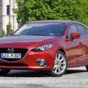 Test Mazda3 Skyactive-G 120 Sportsline - Der kann sich sehen lassen (Foto)