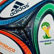 Adidas profitiert von Fußball-WM - Rekordabsatz bei Trikots (Foto)