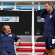Gemeinsam stark?:Klinsmann setzt auf Berater Vogts (Foto)
