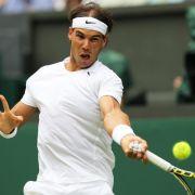 Federer und Nadal mit Auftaktsiegen (Foto)