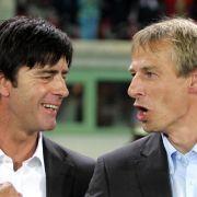 KeinKurswechsel von Löw gegen Klinsmann (Foto)