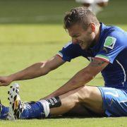 Italien ausgeschieden - Costa Rica und Uruguay weiter (Foto)