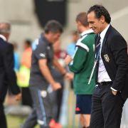Rücktritt von Trainer Prandelli und Verbandsboss Abete (Foto)
