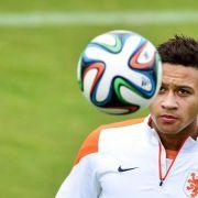 Holländer Depay legt bei WM-Nachwuchscasting vor (Foto)
